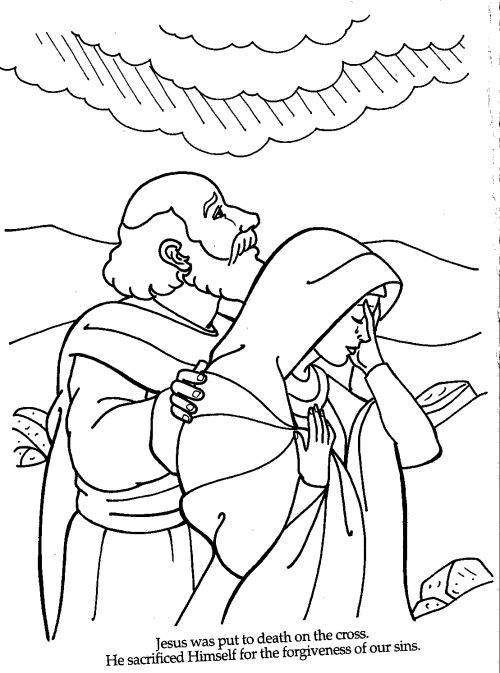 put god first coloring pages - photo#21