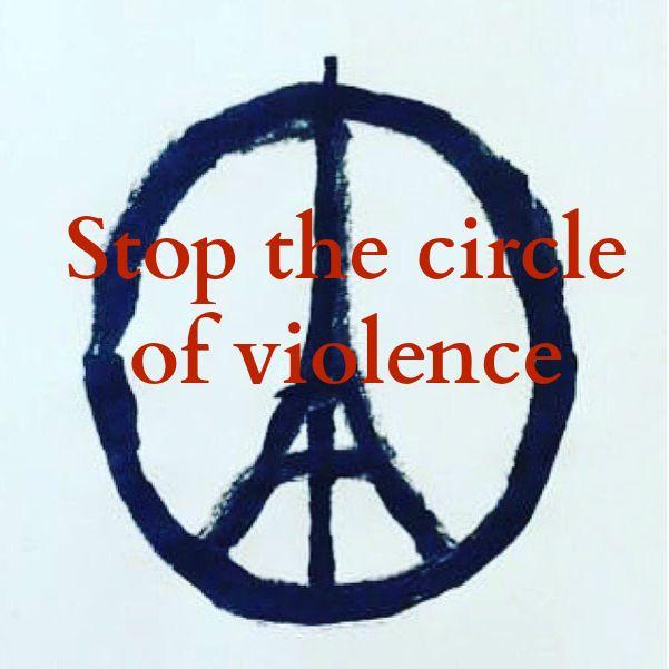 Το e - περιοδικό μας: Stop the ciricle of violence!