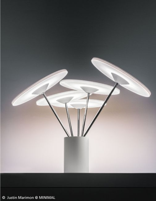 Have fun with it, the lamp adapts itself to your desires ►http://bit.ly/Sisifo  #Sisifo   #design Scott Wilson