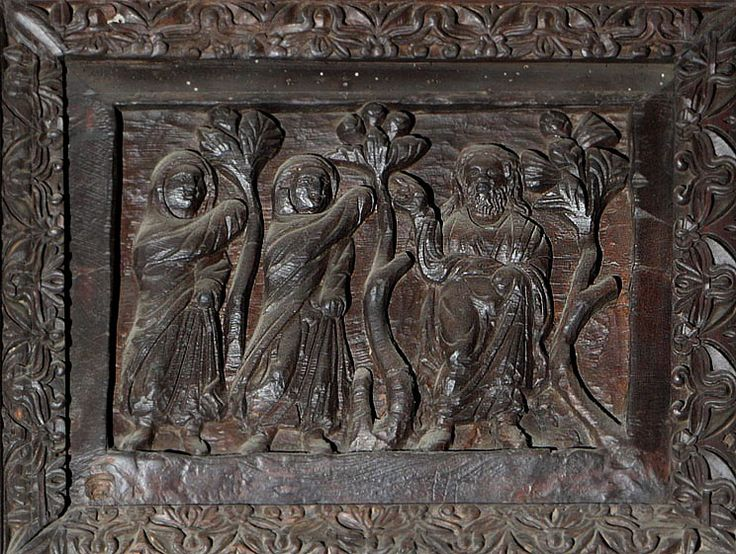 Christ and the women
