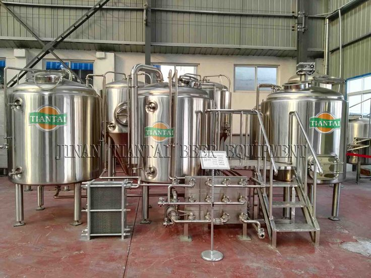 10bbl beer brewery system installed in United Kingdom