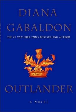 Outlander   Amazing book.  I received it for my birthday last year and just got around to reading it.  Half way through, I had to order books 2 and 3 in the series. (Book 8 is due out this year)
