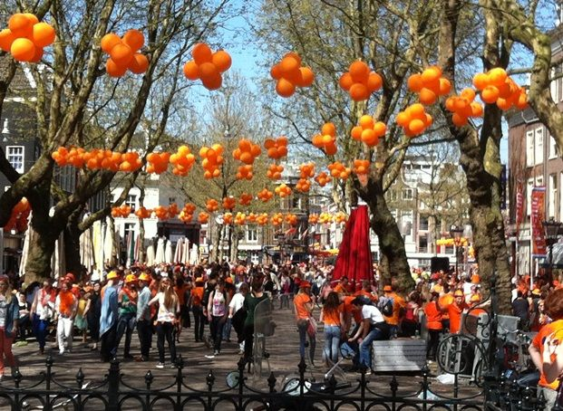 When to Visit Amsterdam - From the orange madness that is the Dutch King's birthday to the biggest Gay Pride party in Europe, here are some of the best times to visit Amsterdam! - http://www.eatingamsterdamtours.com/blog/when-to-visit-amsterdam/  The World In Four Days A Travel & Lifestyle Blog