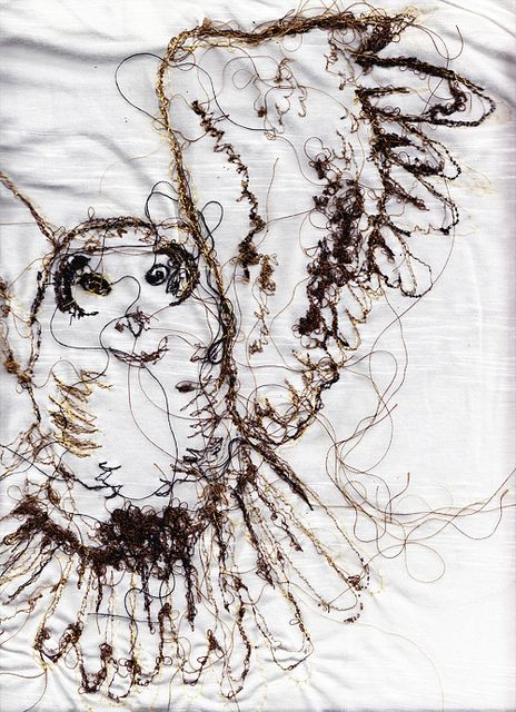 Owl Embroidery