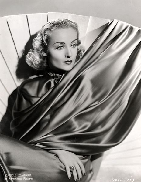 Carole Lombard – Photos and Quotes