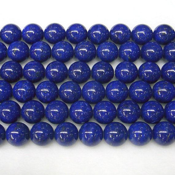 12mm Lapis Lazuli Round Ultimate Quality AAAAA Grade Afghanistan - 5292 15''L Semiprecious Gemstone  Jewelry Supply Wholesale Beads