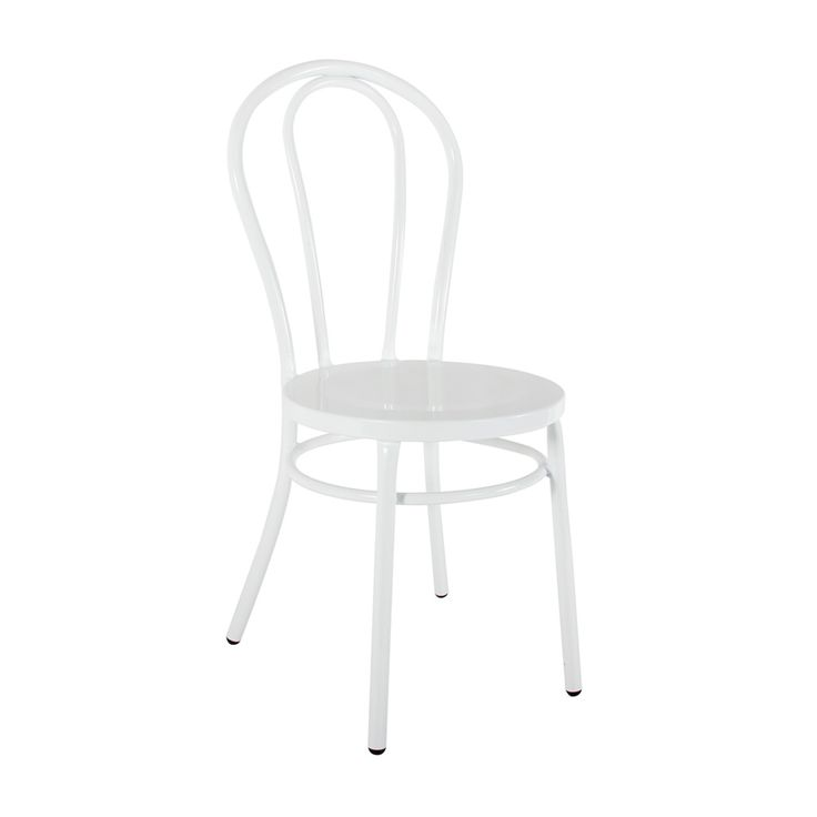 Cabaret Chair in Gloss White