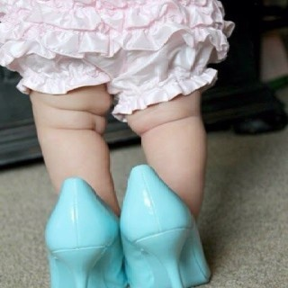 : Little Girls, Photos Ideas, Wedding Shoes, Dresses Up, Baby Fat, Baby Girls, High Heels, Big Girls, Baby Photos