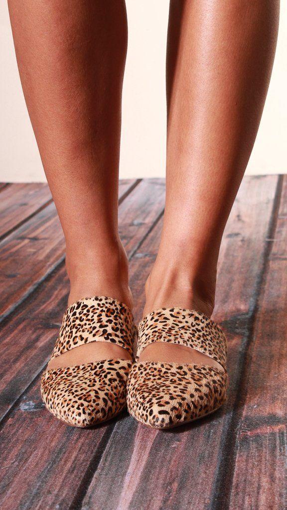 Matisse Berlin Mule - Leopard   Fashion