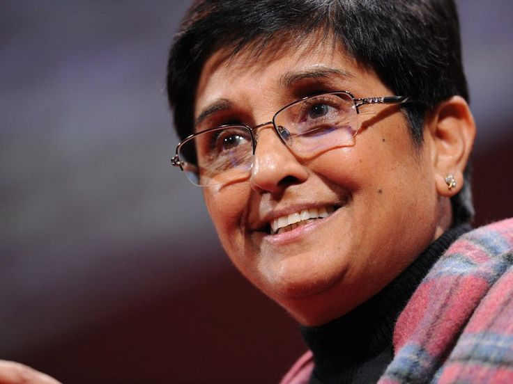 Kiran Bedi has a surprising resume. Before becoming Director General of the Indian Police Service, she managed one of the country's toughest prisons -- and used a new focus on prevention and education to turn it into a center of learning and meditation. She shares her thoughts on visionary leadership at TEDWomen.