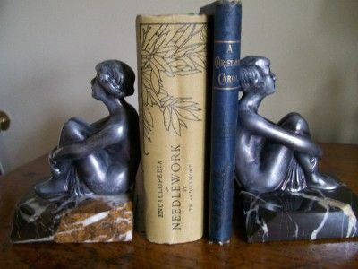 1000 Images About Vintage Bookends On Pinterest