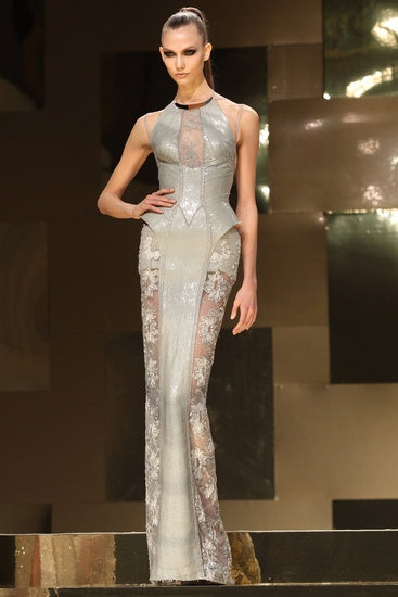 Atelier Versace Spring Summer 2012 Couture: Ate Spring, Versace S S12, Atelier Versace, Atelier Spring, Versace Atelier, Ate Versace, Women Clothing, Versace Spring Summ