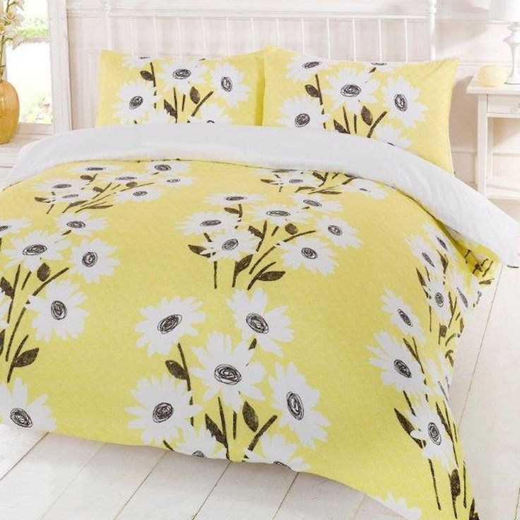 Yellow Bedding Sets