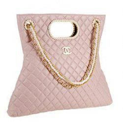 I especially love this Chanel bag.  Because of two reason well three ok four. The bag is Chanel. The design is great. The bag has a long strap and also has a handle. What more could you ask for. Love love love
