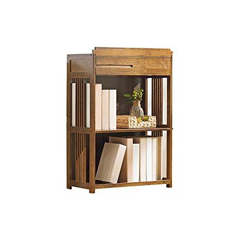 Xingzhe Bookshelf Study Bedroom Simple Modern Bookshelf Simple Floor Bookcase Student Children S Solid W Bookcase With Drawers Bookshelves Modern Bookshelf