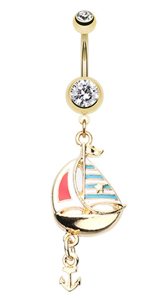 20 best anchor belly rings images on pinterest belly