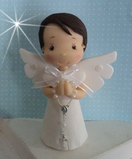 anjo batizado biscuit