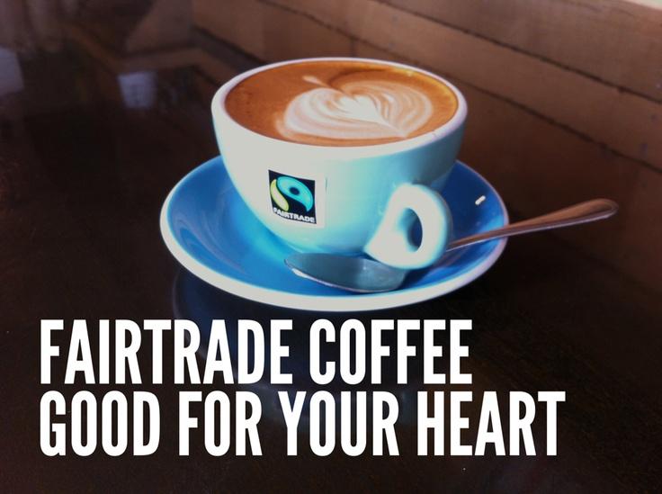 Fairtrade Kokako coffee from Mimosa cafe in Takapuna.