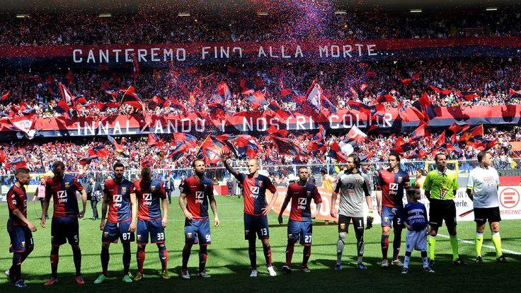 @Genoa squadra zena, il Vecchio Balordo #9ine