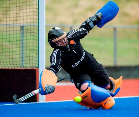 Maddie Hinch - Hockey.