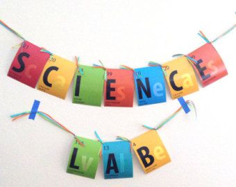 Science Party Invitation by RedVelvetParties on Etsy