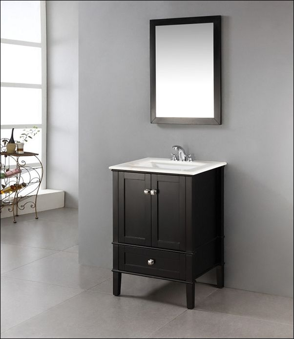 1000 Ideas About 24 Inch Bathroom Vanity On Pinterest 24 Inch Vanity Bathroom Vanities And