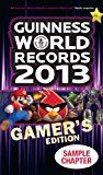Free Kindle Book -   Guinness World Records 2013 Gamer's Edition - Sample Chapter