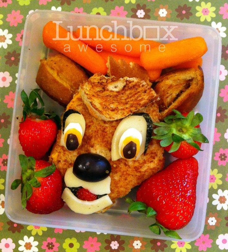 Lunchbox #awesome - definitely living up to the name!