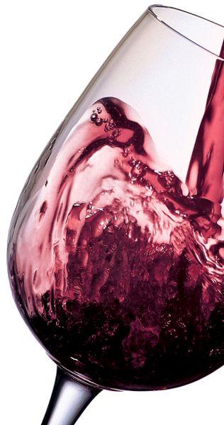 a nice glass of red #wine #CardeApp #PutDownYourPhone