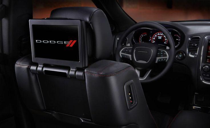 2017 Dodge Durango SXT Two Row Seating