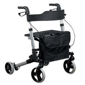 Spry TravelSmart Rollator   #independentliving #eldercare #caregiving #mobility