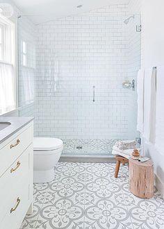 Amazing patterned & cement tile inspiration [Barry Calhoun]