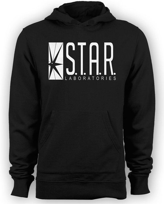 The Flash / Arrow - Star Labs TV Series Hoodie