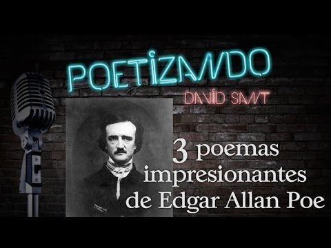 Los 3 poemas más impresionantes de Edgar Allan Poe