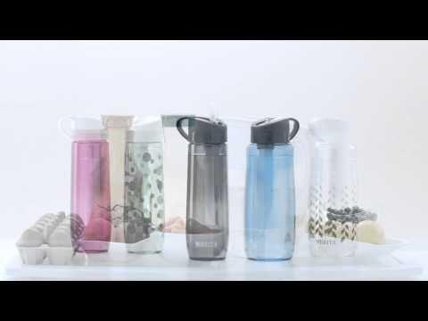 BPA-Free Water Bottles: Hard & Durable Plastic | Brita®