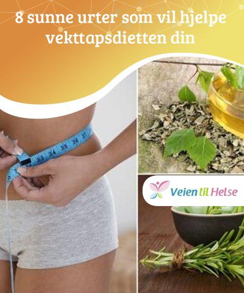 8 sunne urter som vil hjelpe vekttapsdietten din  Disse urtene er et godt supplement for kostholdet vårt når det gjelder å akselerere metabolismen vår eller redusere opphopningen av væsker for å hjelpe med vekttap.