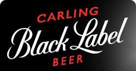 Carling Black Label Beer