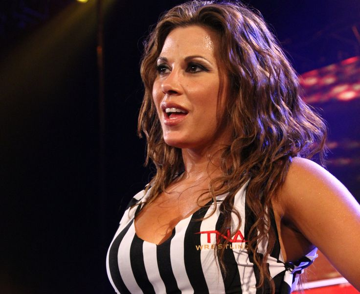 When Mickie James first appeared on WWE television as a somewhat psychotic fan…