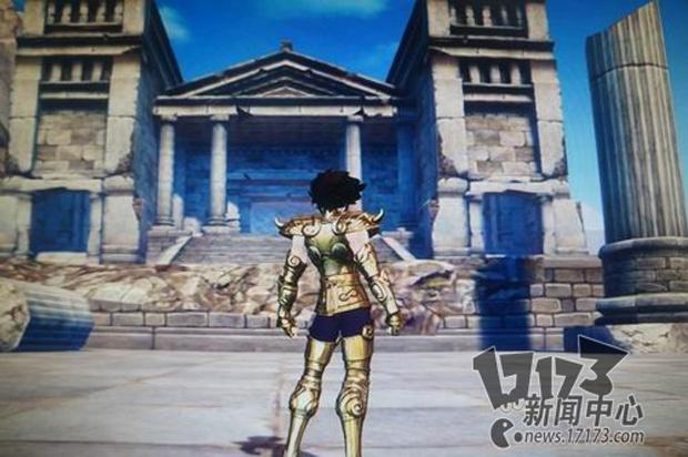 Surgem as primeiras imagens do game online dos Cavaleiros do Zodíaco
