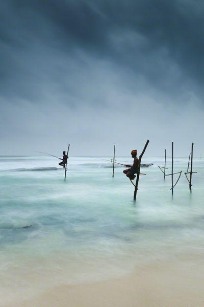 Earth, Sea, - Sri Lanka