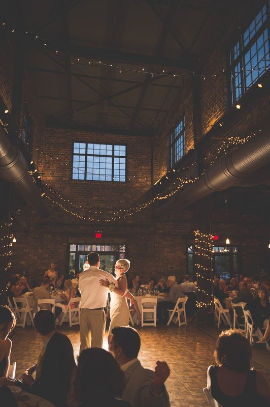 Weddings at Dock 580 in Columbus, Ohio. Seth and Beth - Wedding Photography