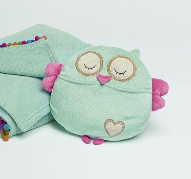 jiggle-and-giggle-peacock-princess-owl-cushion