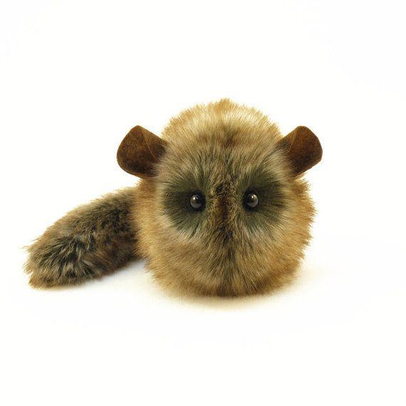 Stuffed Chinchilla Stuffed Animal Plush Toy Chinchilla Kawaii Plushie…