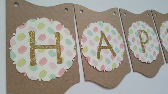 Happy 100 BDay w/twine included Custom Order by ClairPaperCrafts