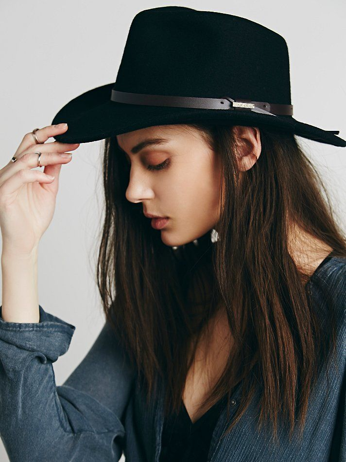 Woolrich Rancher Hat at Free People Clothing Boutique