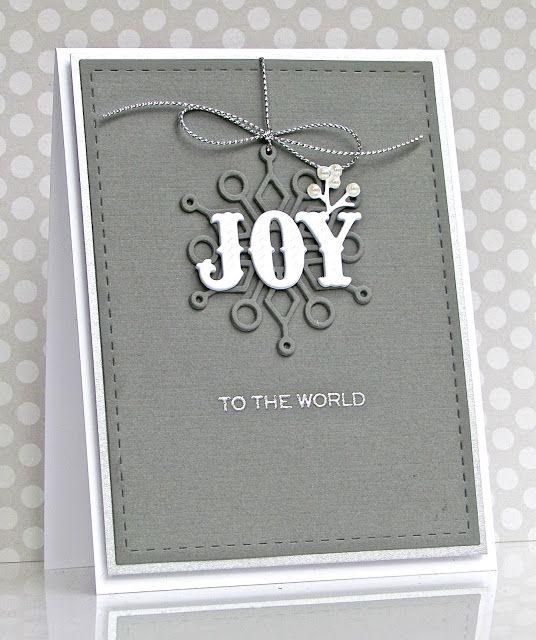 Pretty Periwinkles: Fusion Card Challenge - 'Joy'