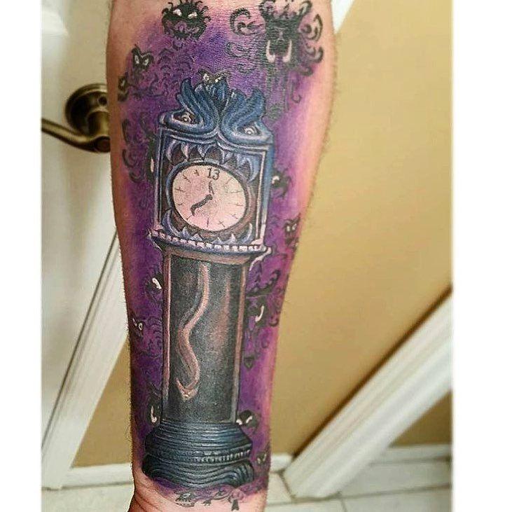 Disney haunted mansion tattoo google search original
