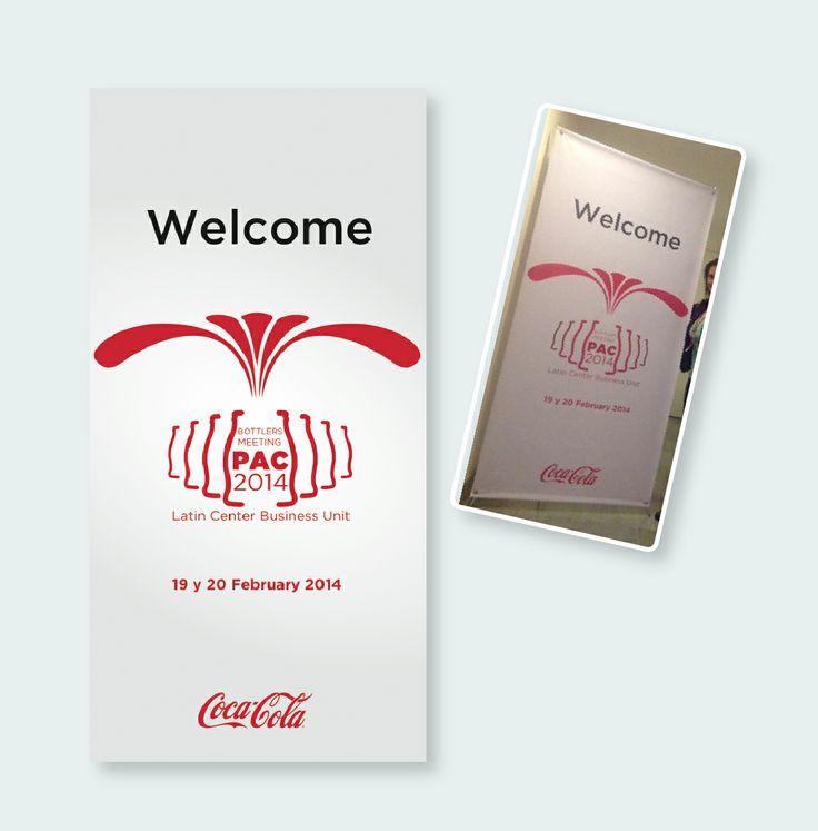 Evento para Coca-Cola