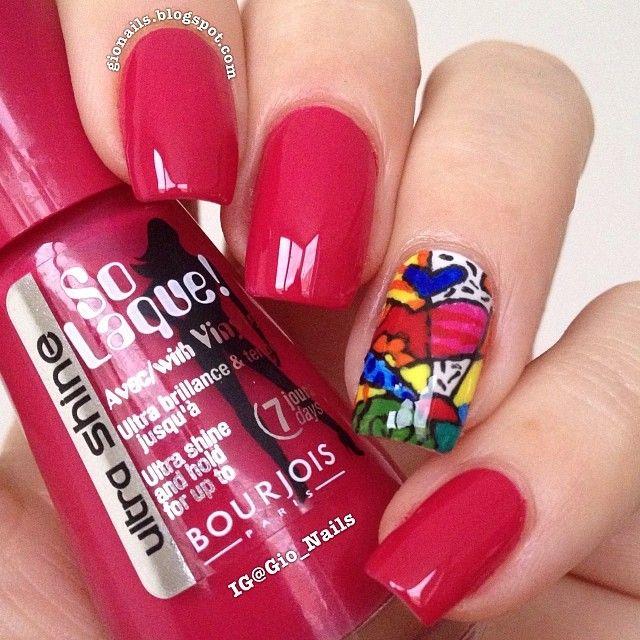 25+ Unique Ring Finger Nails Ideas On Pinterest