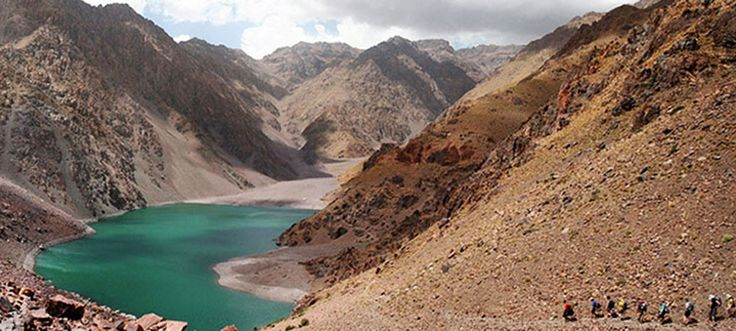 Trekking Holidays in the Moroccan High Atlas. 6 days trek in the hight atlas to explore the berber villages and Climb the highest peak in north africa; Mt toubkal. A great Six day trek from Imlil following a circular route around Mount Toubkal via Ifni La
